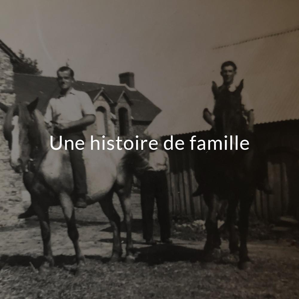 L'histoire de famille Maison Voland