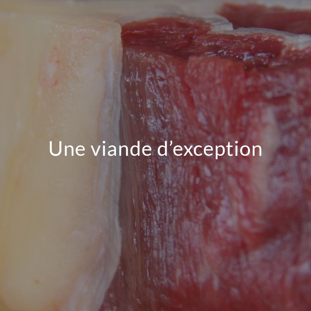 La viande rouge d'exception Maison Voland